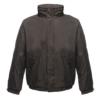 Regatta Dover Waterproof Insulated Jacket TRW297 Black Ash