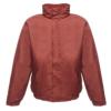 Regatta Dover Waterproof Insulated Jacket TRW297 Burgundy