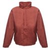 Regatta Dover Waterproof Insulated Jacket TRW297 Burgundy New