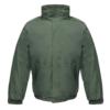 Regatta Dover Waterproof Insulated Jacket TRW297 Green