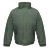 Regatta Dover Waterproof Insulated Jacket TRW297 Green New