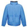 Regatta Dover Waterproof Insulated Jacket TRW297 Oxford Blue New