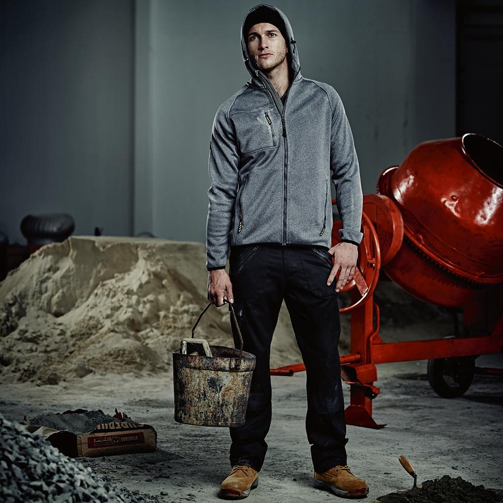 Regatta Hardwear Marx Premium Softshell Hoodie TRA687