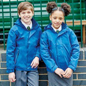Regatta Kids Dover Waterproof Insulated Jacket TRW418