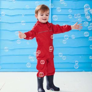 Regatta Kids Paddle Rain Suit TRW466