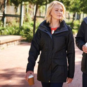 Regatta Ladies Benson III 3-in-1 Breathable Jacket TRA148
