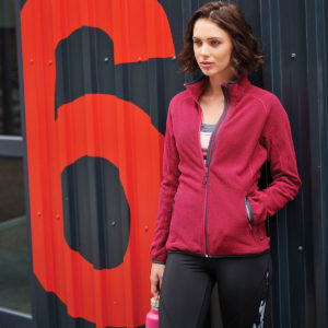 Regatta Ladies Dreamstate Mini Honeycomb Fleece Jacket TRF602