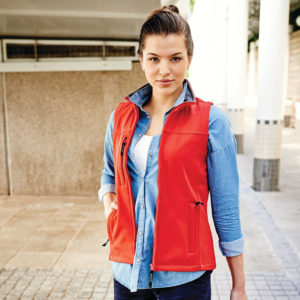 Ladies Flux Soft Shell Bodywarmer TRA790 Regatta