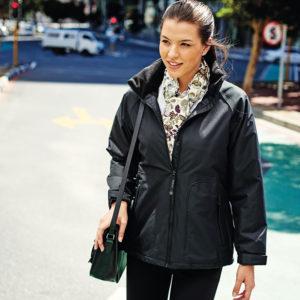 Regatta Ladies Hudson Waterproof Insulated Jacket TRA306
