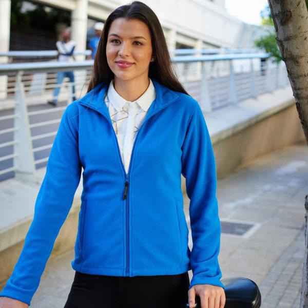 Regatta Ladies Micro Fleece Jacket TRF565