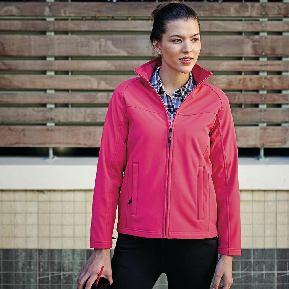 Regatta Uproar Softshell Jacket Water Repellent Smart WorkWear Kamperen, wandelen
