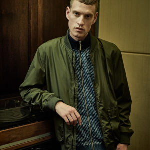 Originals Castlefield Bomber Jacket TRA461 Regatta