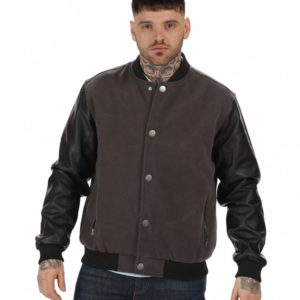 Regatta Originals Cornerhouse Contrast Bomber Jacket TRA458