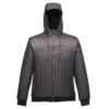 Regatta Originals Withington Padded Jacket TRA455 Seal Grey
