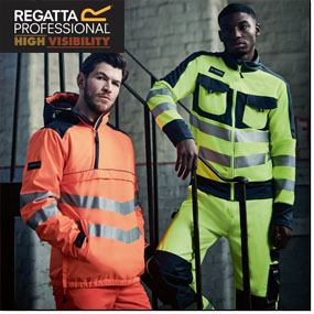 Regatta Hi-Vis Clothing