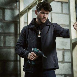 Regatta Sandstorm Soft Shell Workwear Jacket TRA651