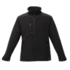Regatta Sandstorm Soft Shell Workwear Jacket TRA651 Black