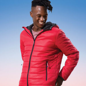 Regatta Standout Acadia Mens Padded Down Jacket TRA450
