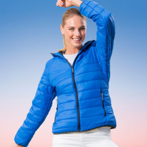 Regatta Standout Ladies Acadia Down-Touch Padded Jacket TRA451