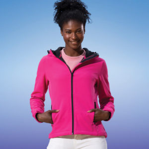 Regatta Standout Ladies Arley II Hooded Softshell Jacket TRA603