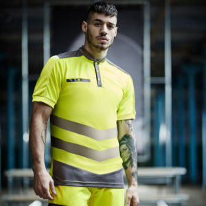 Regatta Tactical Hi-Vis Polo Shirt TRS176