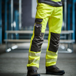 Regatta Tactical Hi-Vis Trousers TRJ377