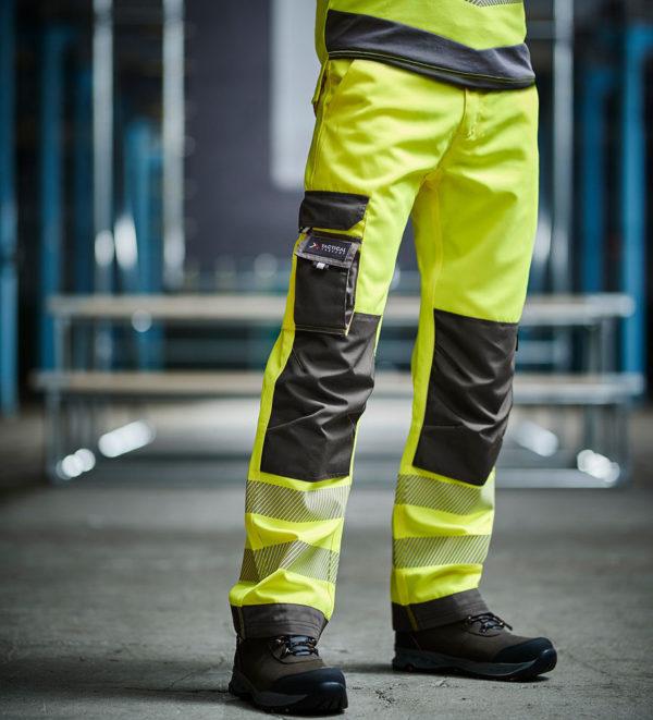 Regatta Tactical Hi-Vis Trousers TRJ377