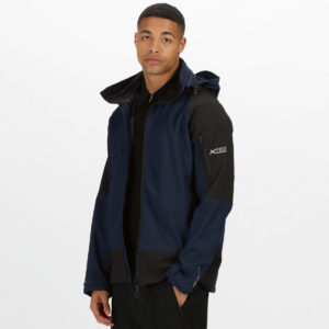 Regatta X-Pro Powergrid Hooded Softshell Jacket TRA682