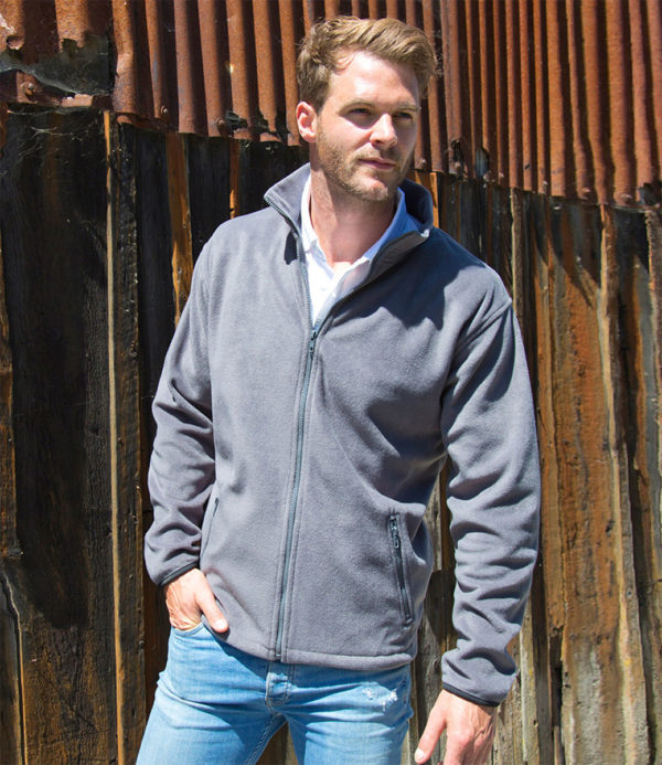 Result Core Fleece Jacket RS220M