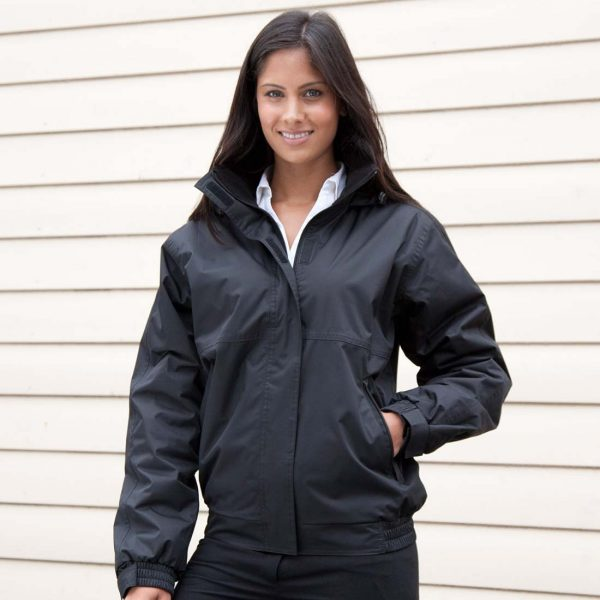 Result Core Ladies Channel Jacket RS221F