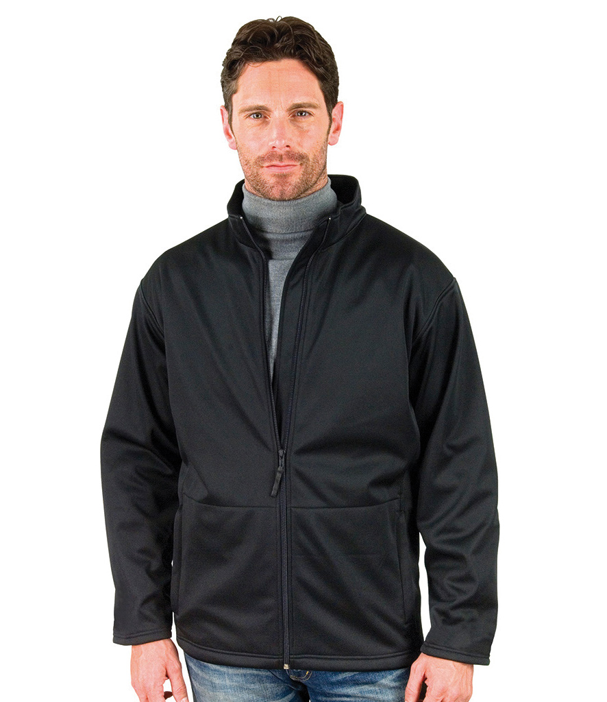 Result Core Soft Shell Jacket RS209M