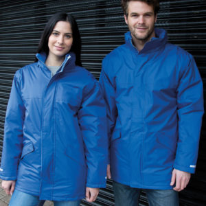 Result Core Winter Parka RS207 Royal Blue