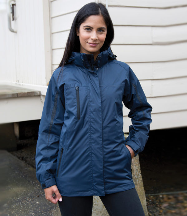 Ladies 3-in-1 Soft Shell Journey Jacket RS400F Result