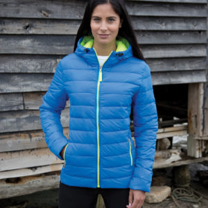 Ladies Urban Snow Bird Padded Jacket RS194F Result
