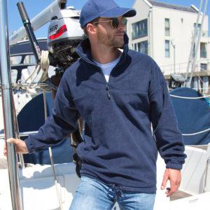 Result Polartherm Zip Neck Lined Fleece RS17
