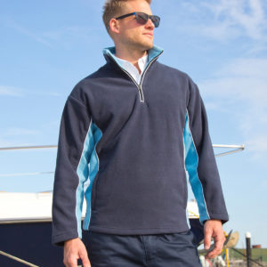 Result Tech 3 Zip Neck Sport Fleece RS86