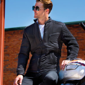 Result Urban Padded Biker Jacket RS402