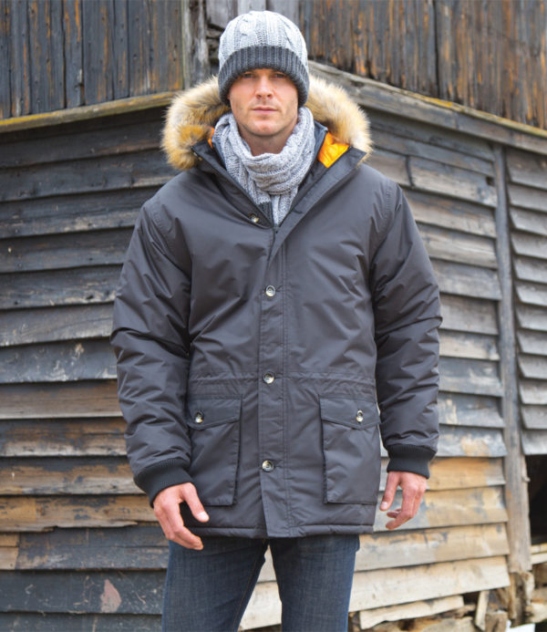 Urban StormDri Long Parka RS62 Result