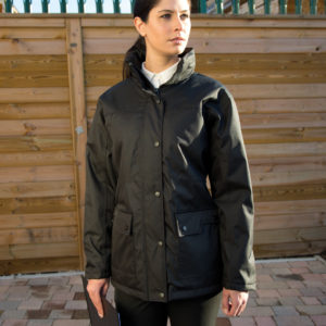 Work-Guard Ladies Platinum Managers Jacket RS307F Result