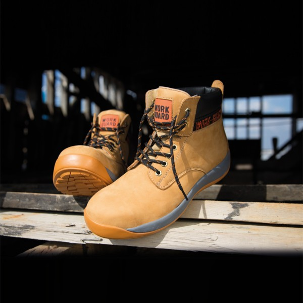 Work-Guard Strider S1P Safety Boots RS344 Result