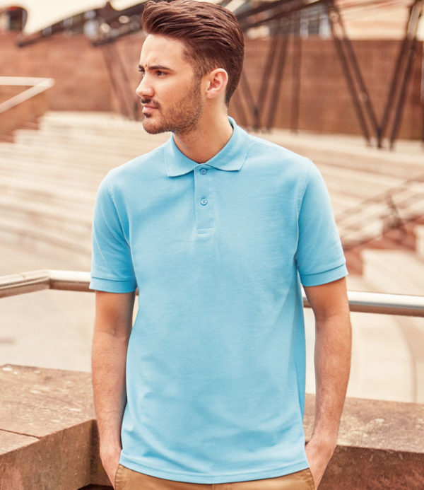Russell Classic Cotton Pique Polo Shirt 569M
