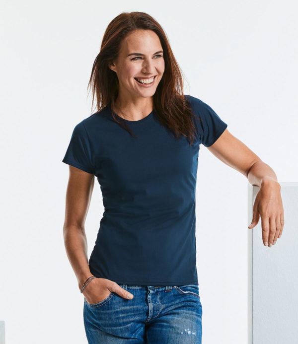 Russell Ladies HD T-Shirt 165F
