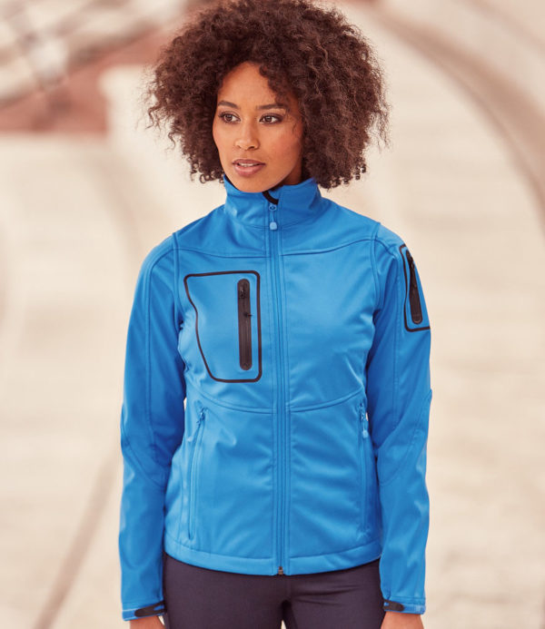 Russell Ladies Sports Shell 5000 Jacket 520F