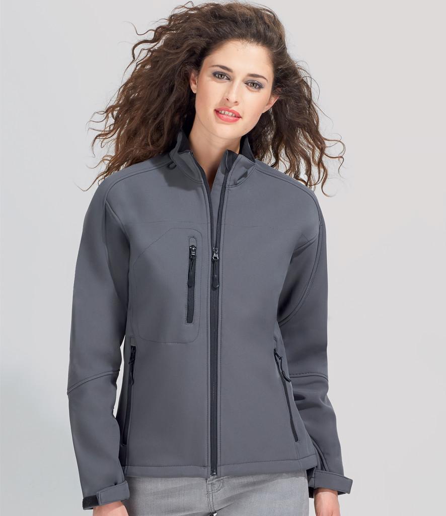 fb96c5d877a SOLS Ladies Roxy Soft Shell Jacket - 46800