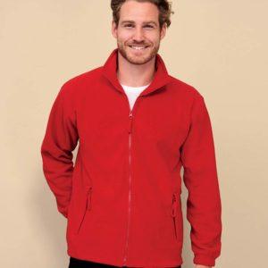 SOLS North Fleece Jacket 55000
