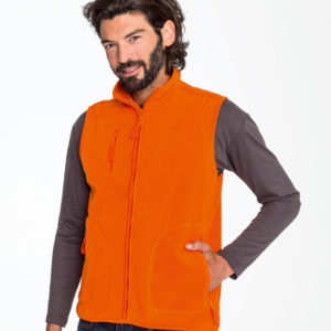 SOLS Norway Unisex Fleece Bodywarmer - 51000