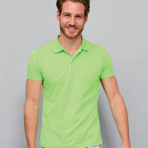 SOLS Performer Pique Polo Shirt 01180