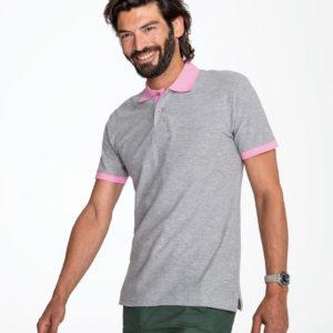SOLS Prince Contrast Cotton Pique Polo Shirt 11369