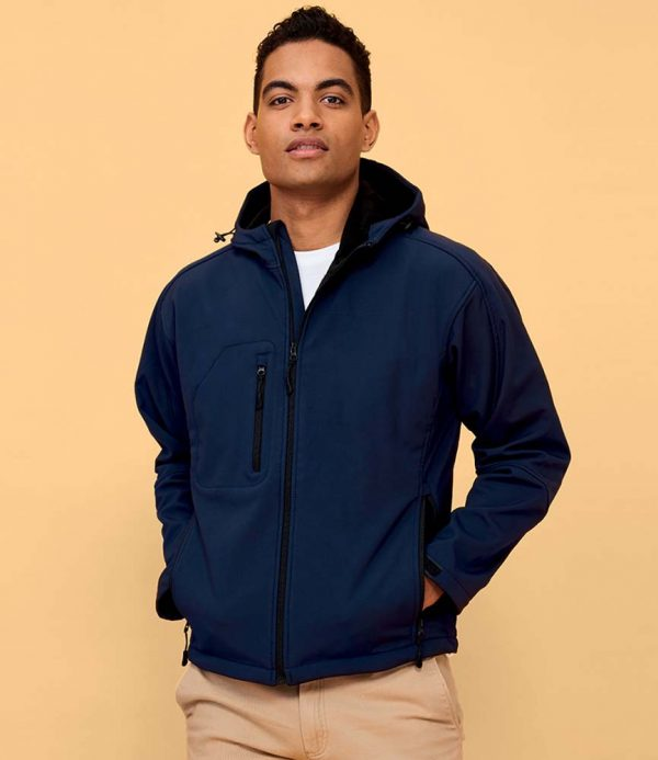 SOLS Replay Hooded Soft Shell Jacket 46602