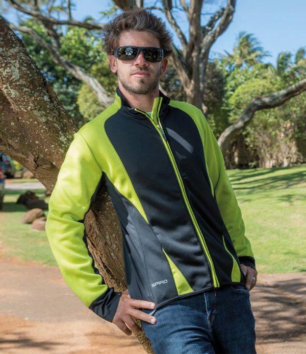 Spiro Freedom Soft Shell Jacket SR256M